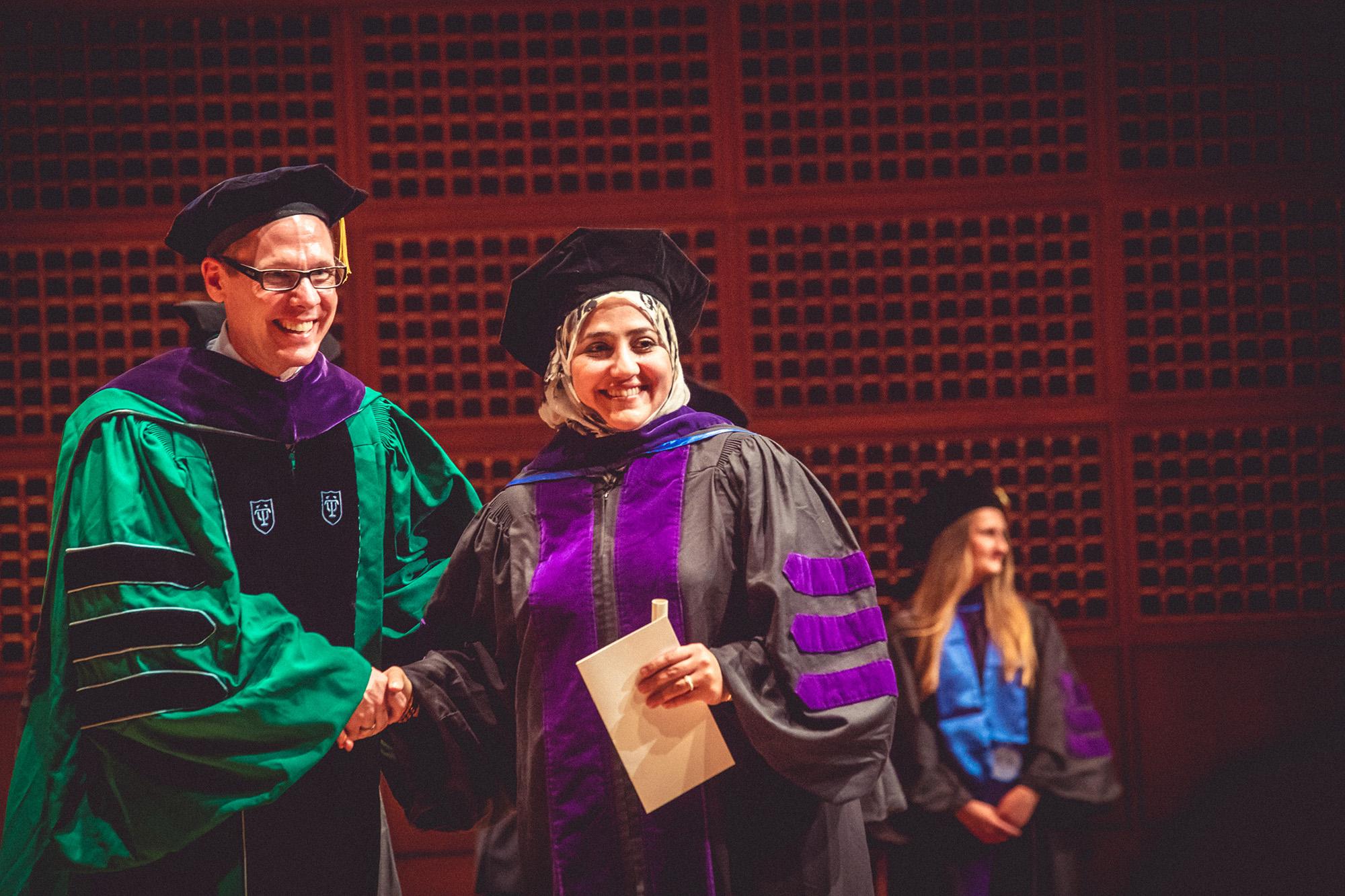 Law Graduation Diversity