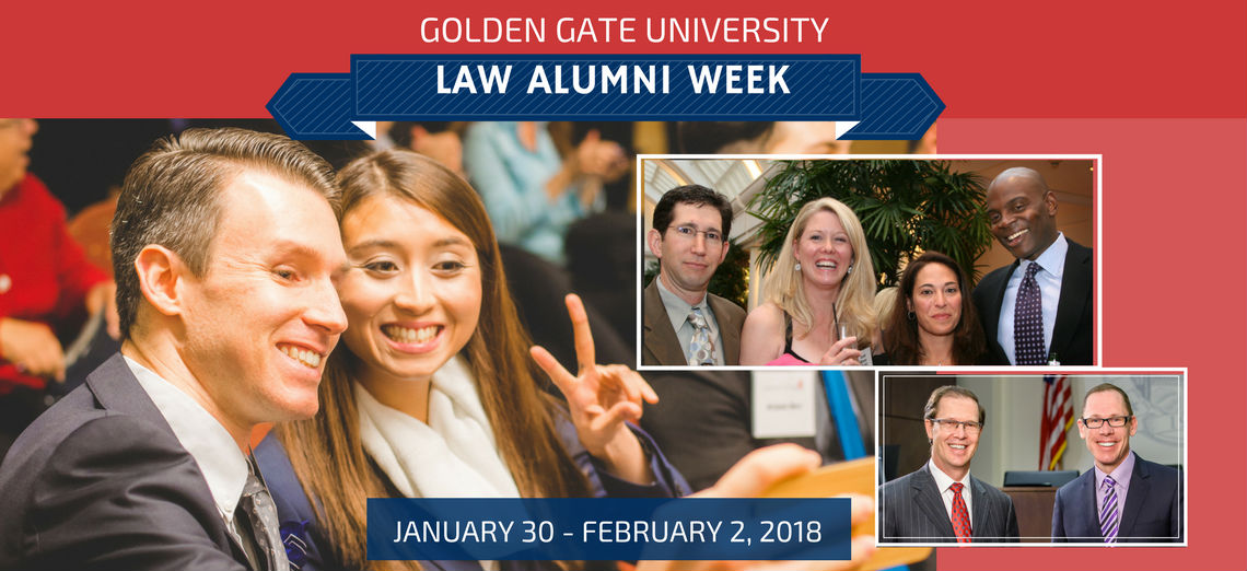GGU Law Alumni Week 2018