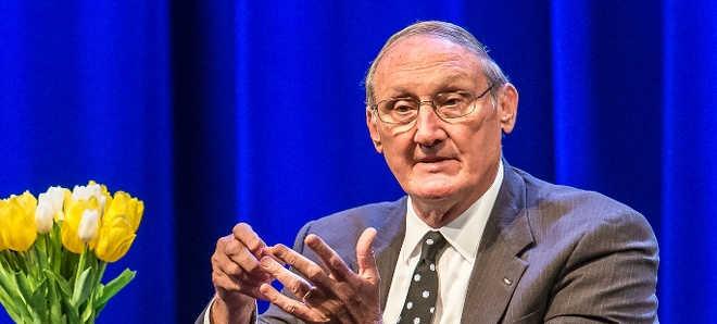 William Suter: Former US Supreme Court Clerk & Former Army JAG Corps Commander