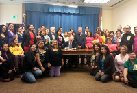 Governor Jerry Brown Signs Bill