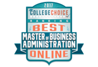 Best Online Master of Business Administration Badge