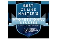 Best Online Master Professional Studies HR