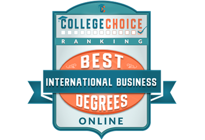 College Choice Best International Business Degrees Online