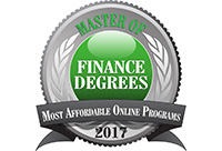 Master of Finance Most Affordable Online Programs 2017