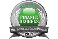 Master of Finance Most Affordable Online Programs 2017