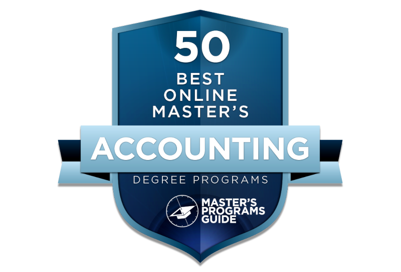 Masters Programs Guide Top 50 Best Online Masters Accounting