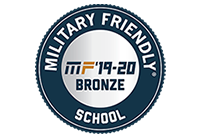 Military Friendly Schoolo logo