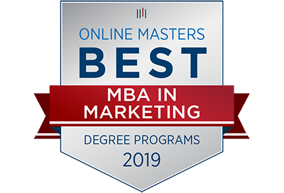 Online Masters Best MBA Marketing 2019