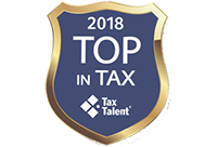 Top in Tax Logo