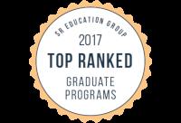 Top Ranked Graduate Programs Education Group 2017