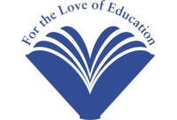 For the Love of Education Logo
