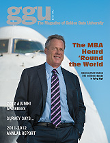 GGU Alumni Magazine - Fall 2012