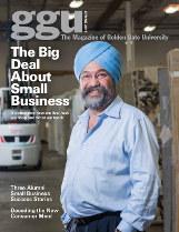 GGU Alumni Magazine - Spring 2014