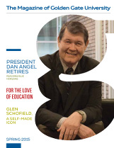 GGU Alumni Magazine - Spring 2015