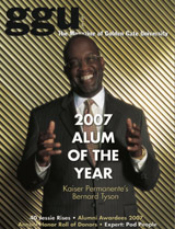 GGU Alumni Magazine - Fall 2007