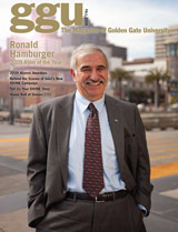 GGU Alumni Magazine - Fall 2009