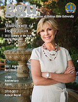 GGU Alumni Magazine - Fall 2011