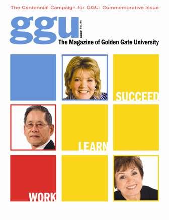 GGU Alumni Magazine - Spring 2009