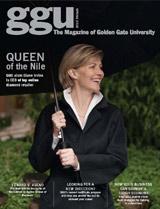 GGU Alumni Magazine - Spring 2010