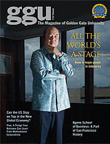 GGU Alumni Magazine - Spring 2011