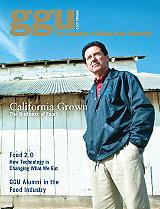 GGU Alumni Magazine - Spring 2012