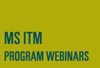 MS ITM Webinar