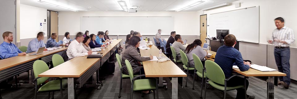 The GGU Classroom Experience