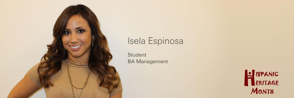 Isela Espinosa
