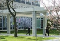 Nanterre Campus Social Sciences Building - Universit Paris Ouest Nanterre - Service Communication