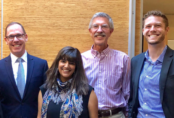 Golden Gate University School of Law has added three new faculty members