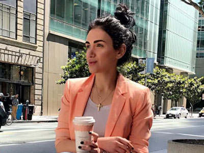 Armenian Student Continues Marketing Career in San Francisco