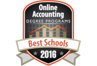 Online Accounting Degree Programs Best Schools